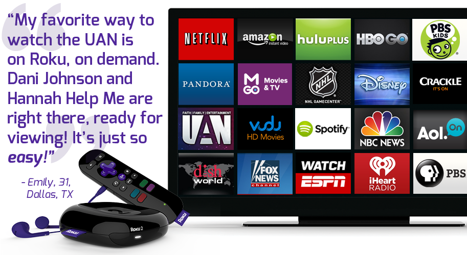 Roku TV Quote2